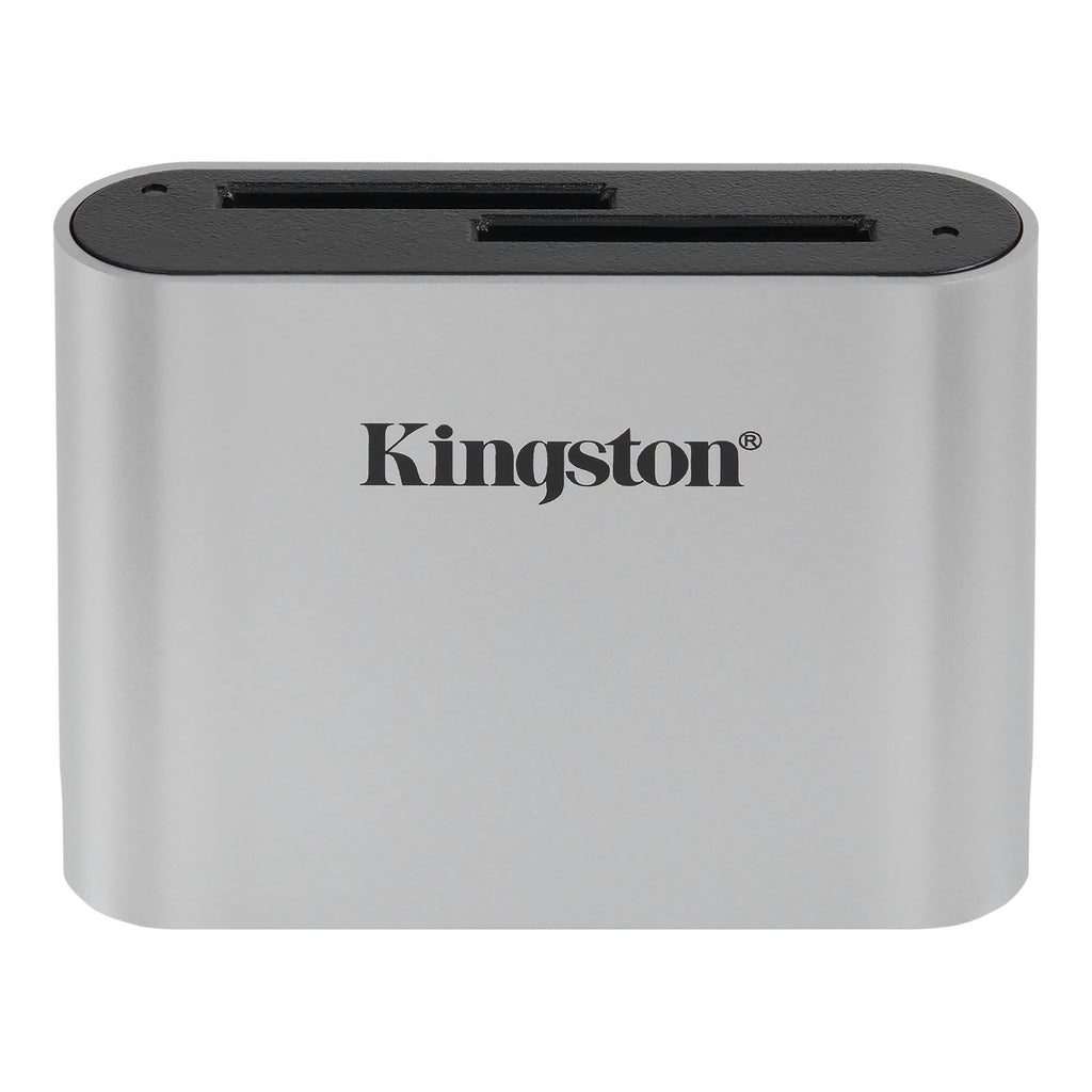 Kingston Workflow SD Reader (Supports 2 UHS-II SD cards)
