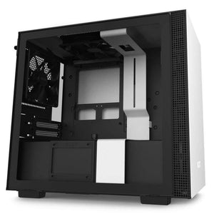 Utopia Computers 2020 Chassis- Desktop NZXT H210 Matte White