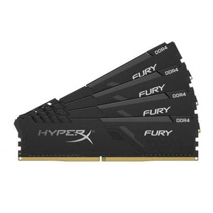 Utopia Computers 2020 Memory 128GB HyperX Fury DDR4 3200Mhz (4x32GB)