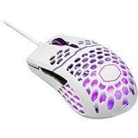 Utopia Computers 2020 Mice Coolermaster MM711 White