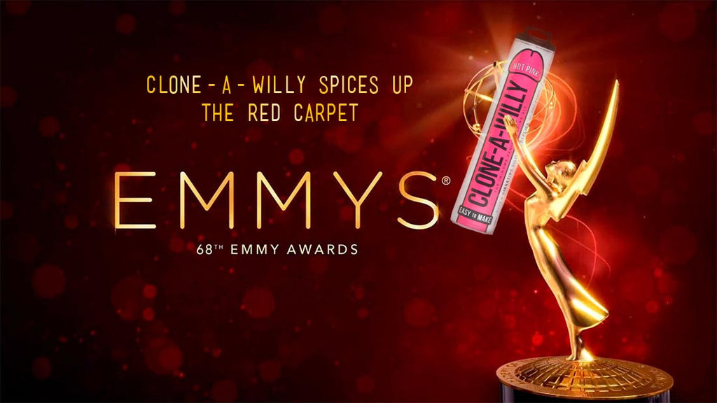Clone-A-Willy Does The<br>Emmy's 2016