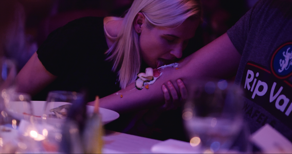 Erotic Feast: Eating Out In NYC