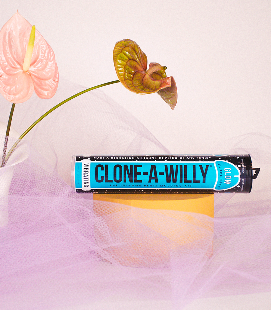 Clone-A-Willy DIY MOLDING KITS