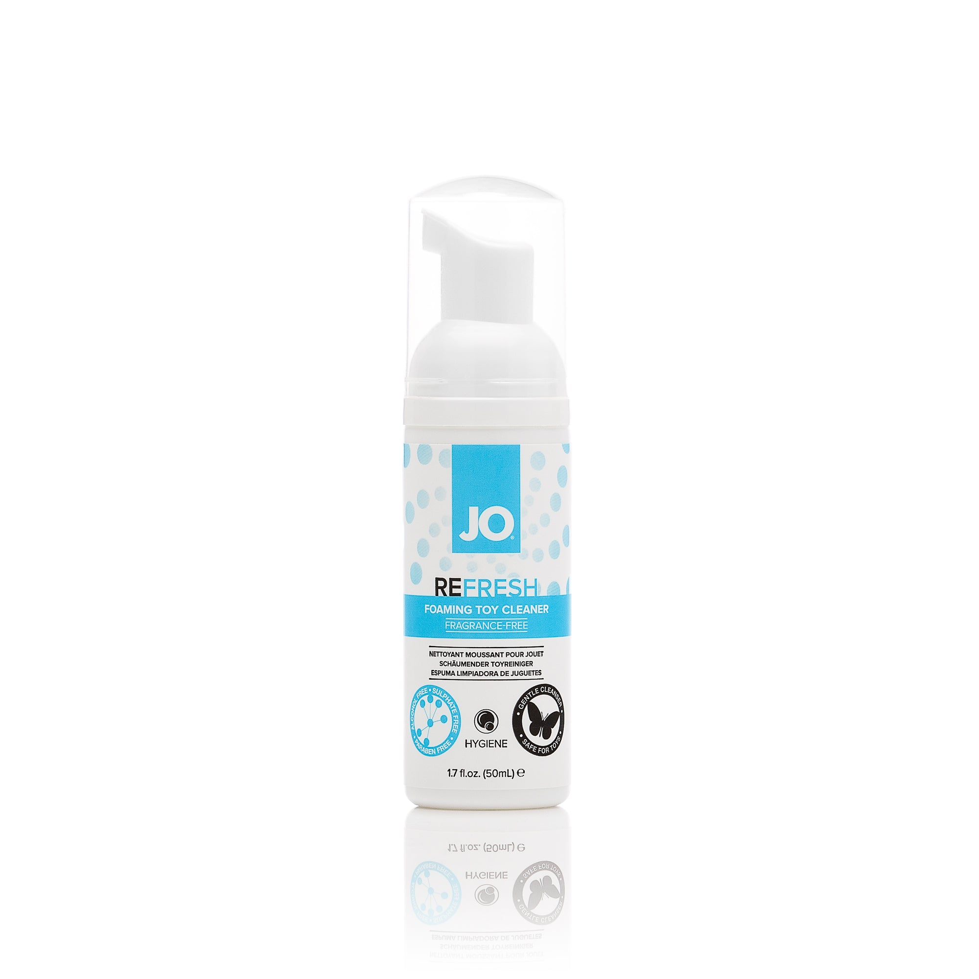 JO H20 Foaming Toy Cleaner