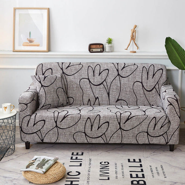 Styled Brown - Magic Couch Cover