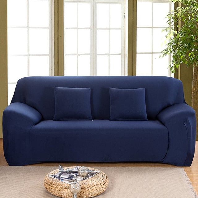 Navy Blue - Magic Couch Cover