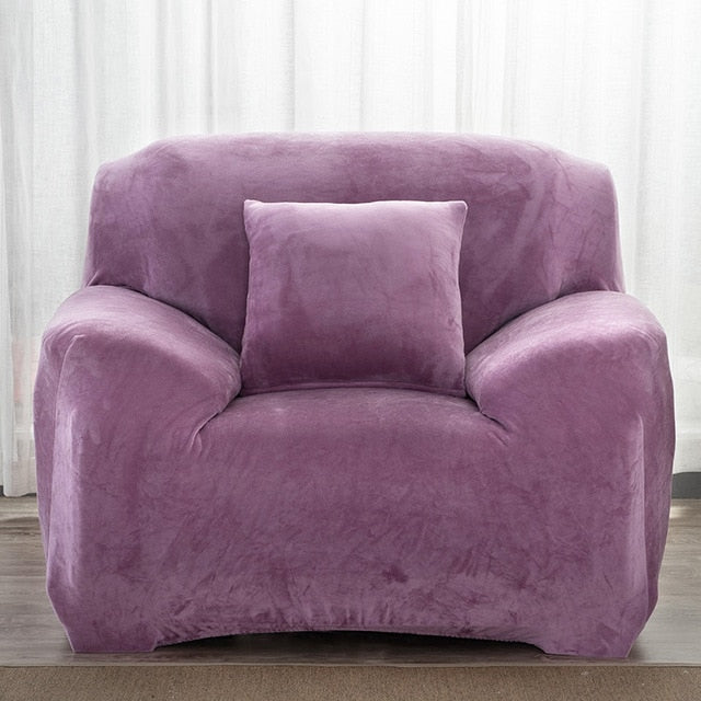 All Colors - Plush Magic Couch Covers