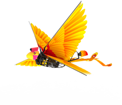 rc ornithopter