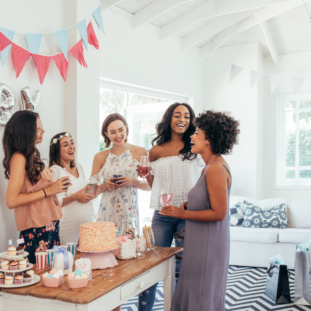 5 Tips for a Fun and Inclusive Baby Shower (Baby Showers Don't Have To Suck)!