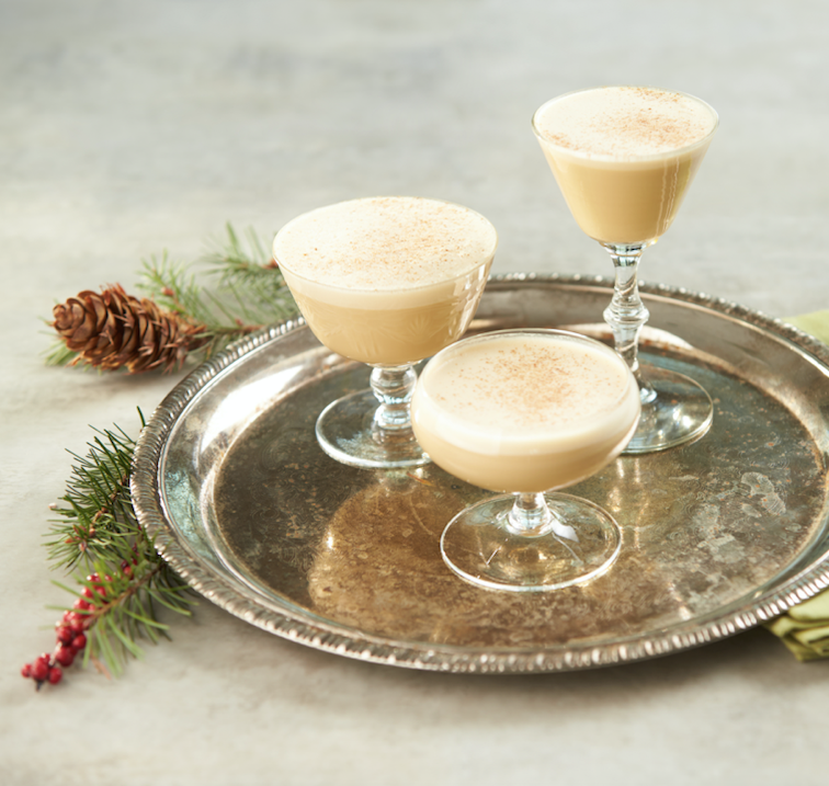 Clyde's Brother's World Famous Eggnog