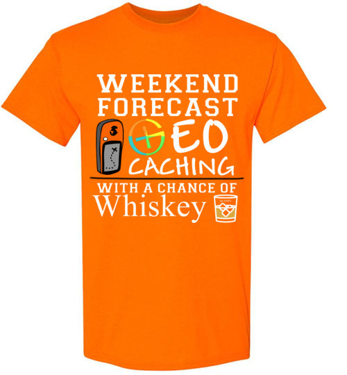 GC Forecast Whiskey - Gildan Short-Sleeve T-Shirt