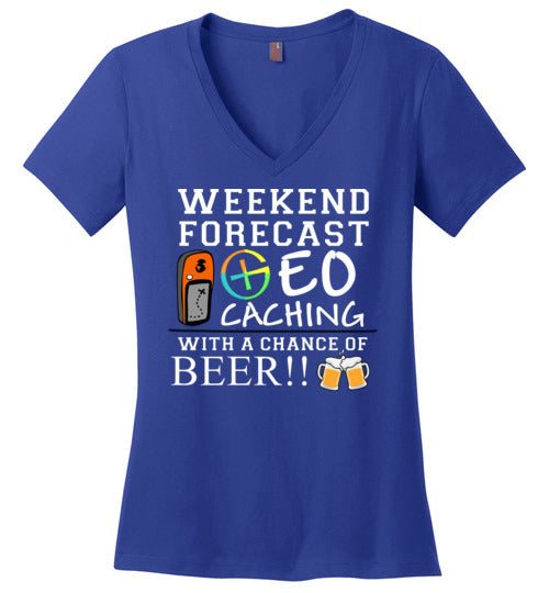 GC Forecast BEER V neck