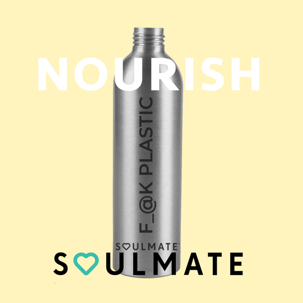 NOURISH - Plastic Free Conditioner - 500ml