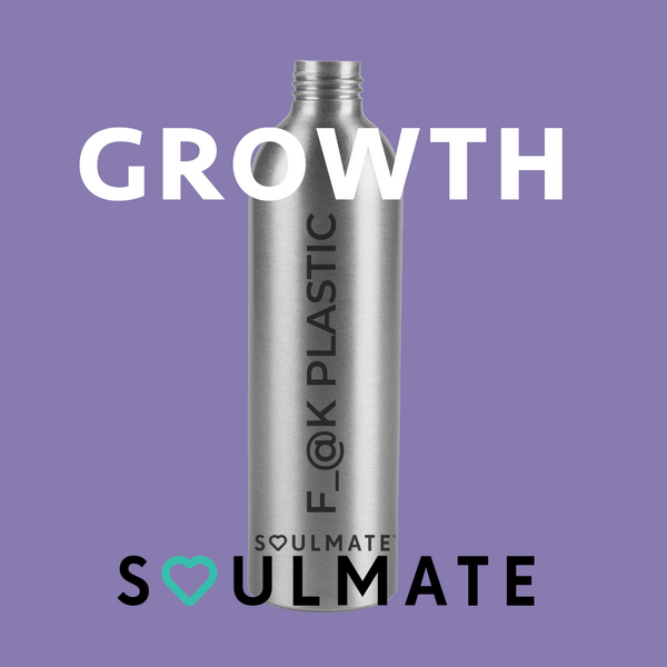 GROWTH - Plastic Free Shampoo - 500ml