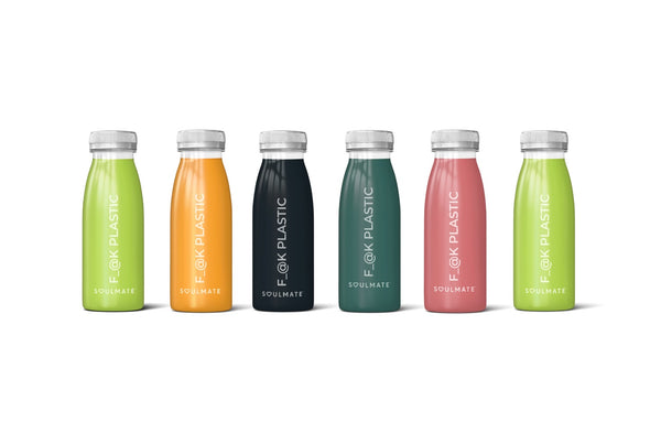 1 Day Cold-Pressed Juice Cleanse Package