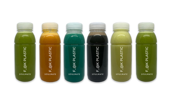 3 Day Cold-Pressed Juice Cleanse Package