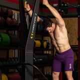 Summer Series Aura Shorts - PURPLE - Gorilla Health