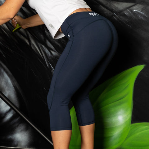 Vibe Leggings 3/4 - NAVY
