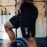 Aura Shorts - Black - Gorilla Health