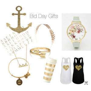 Bid Day Gift Ideas