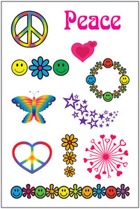 Girls Peace Pack (5-Pack)