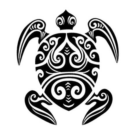 Tribal Turtle
