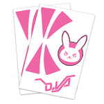 D.Va - Overwatch Temporary Tattoos Set of Two