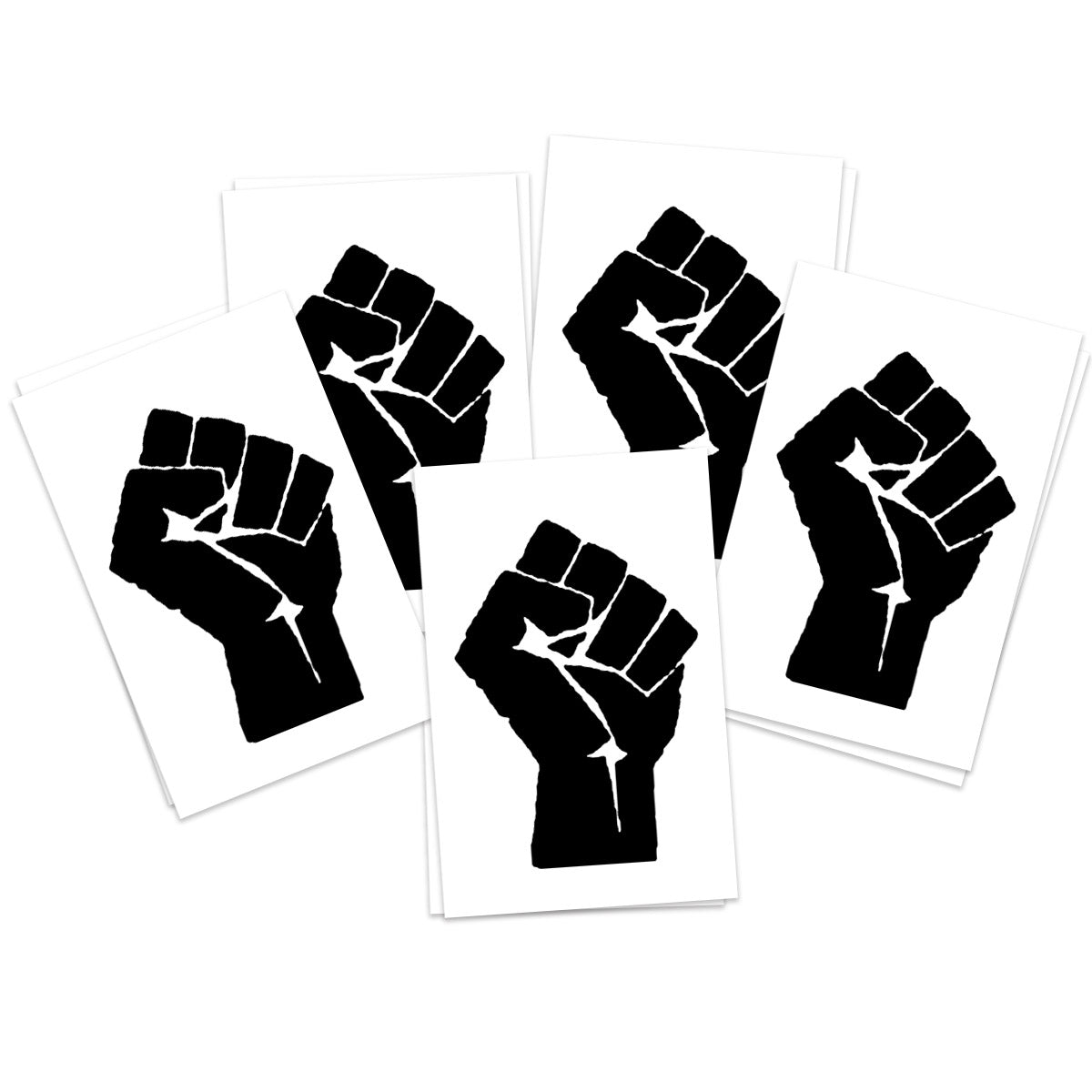 Raised Fist (10-Pack)