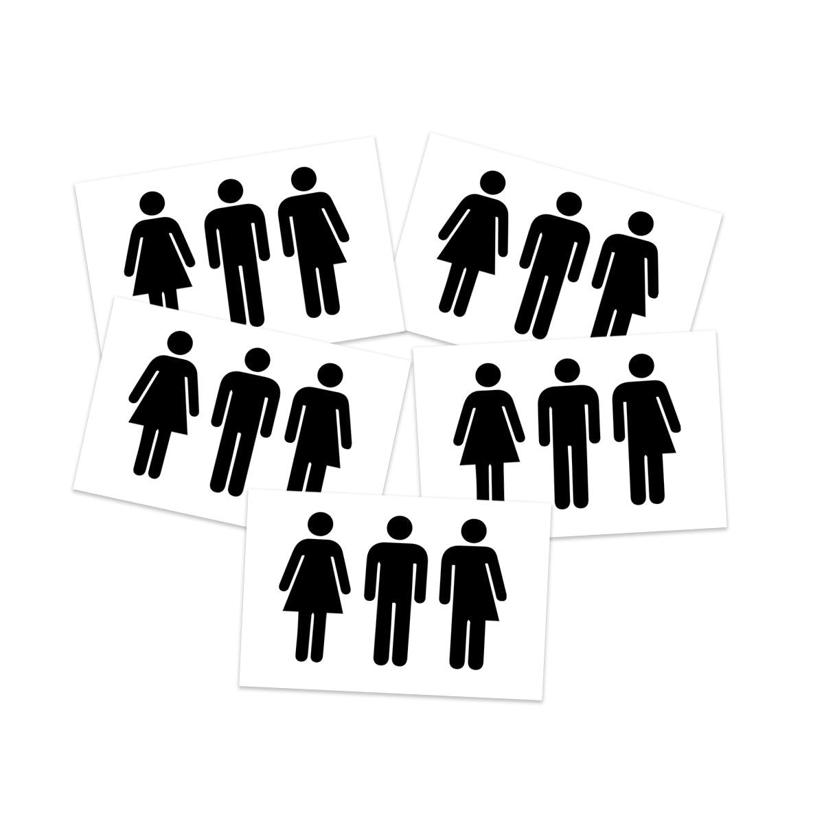 Gender Neutral Flag (10-Pack)