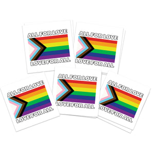 All for Love Flag (10-Pack)