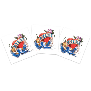 Classic Mom Heart (3-Pack)