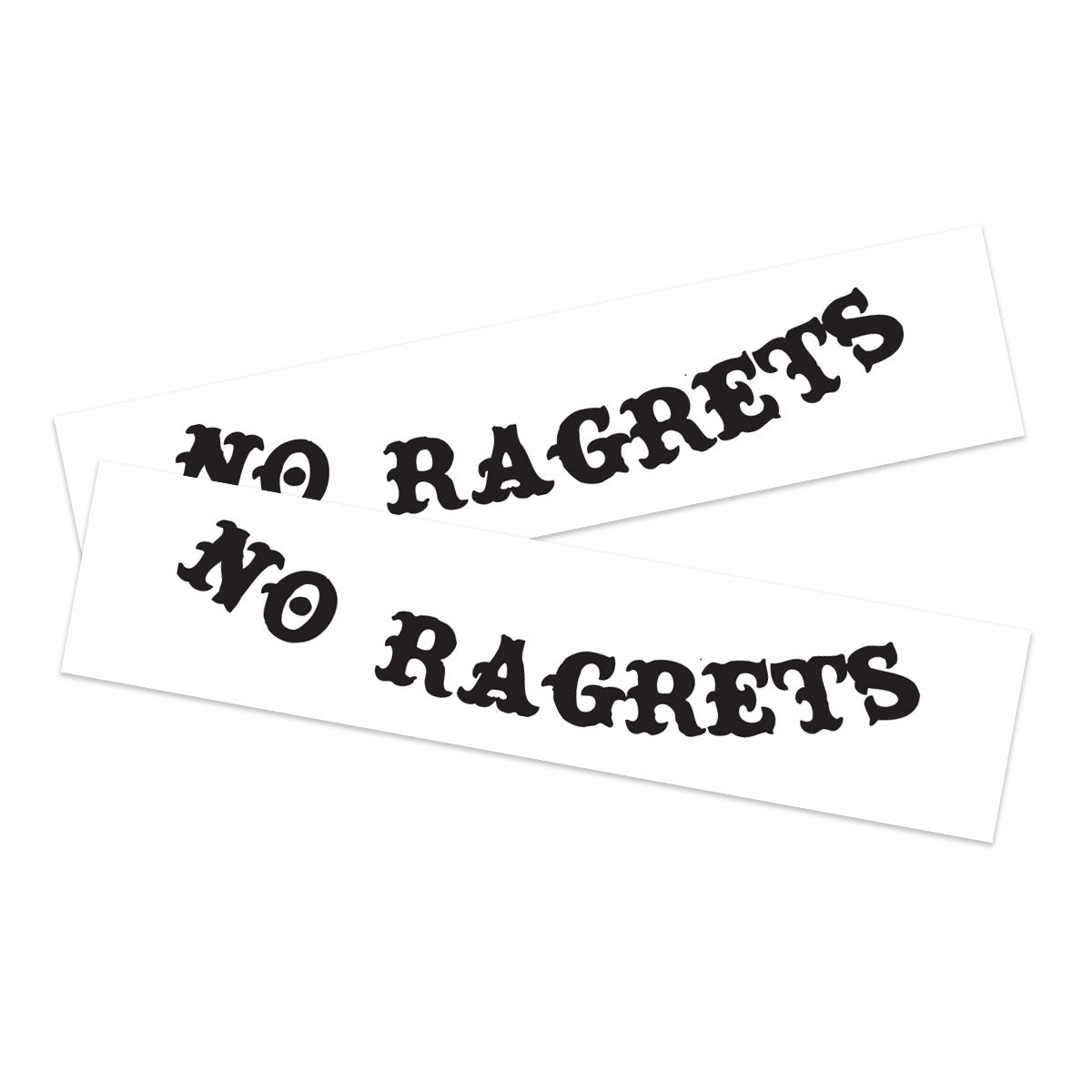 No Ragrets (2-Pack)