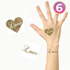 Gold Love Pack (6-Pack)