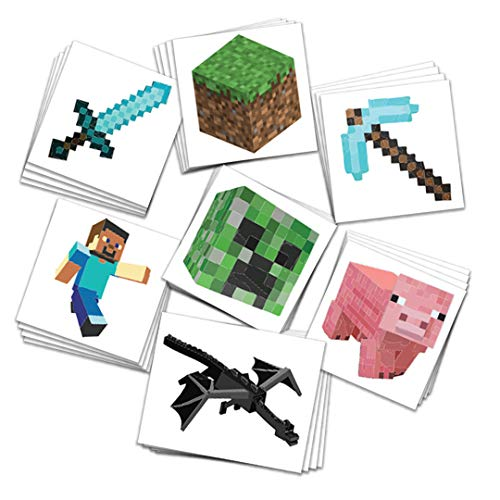 Minecraft Pack (28-Pack)