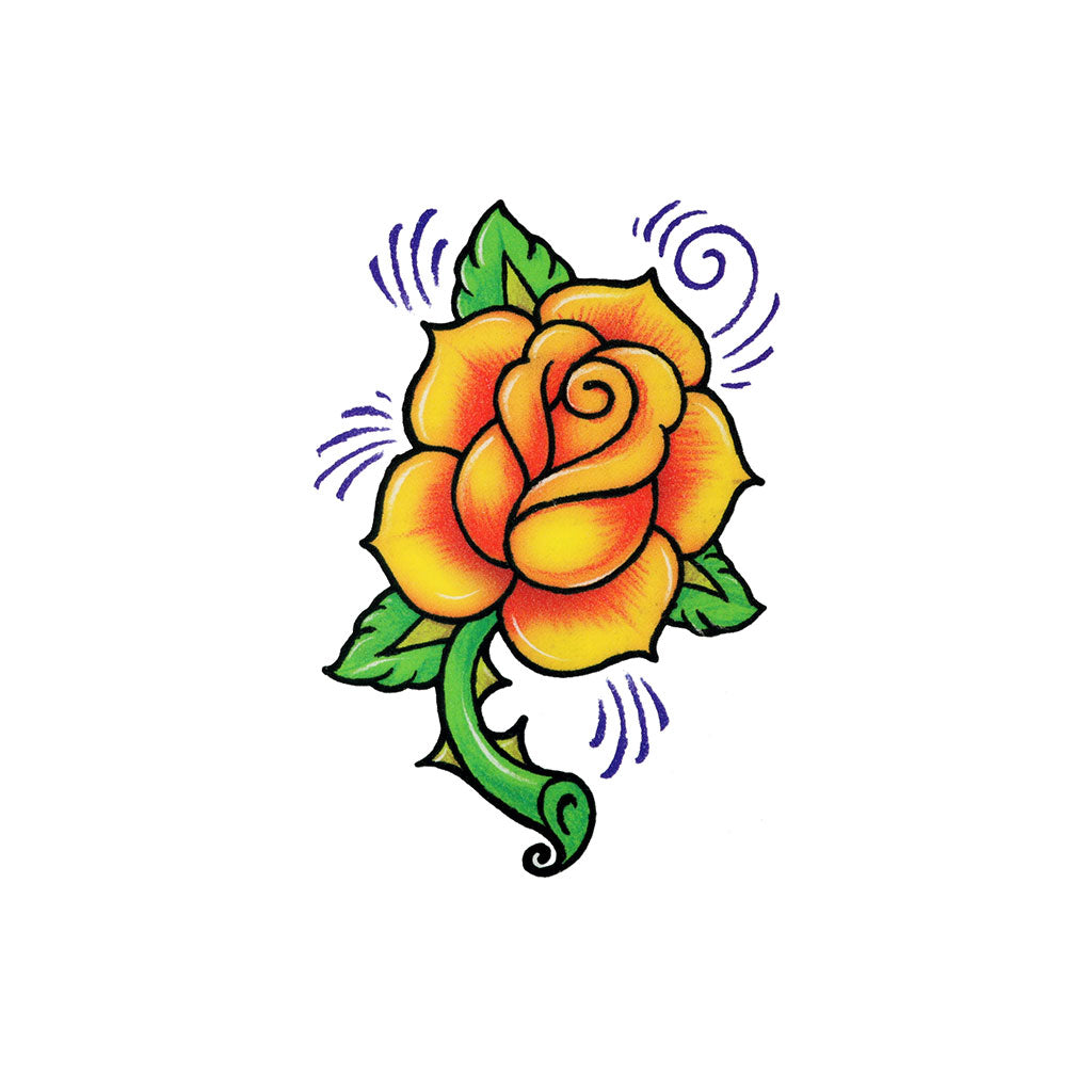 Yellow Rose (3-Pack)