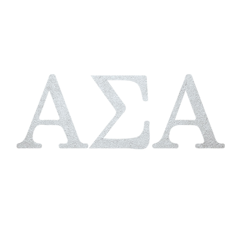 Alpha Sigma Alpha Letters (10-Pack)
