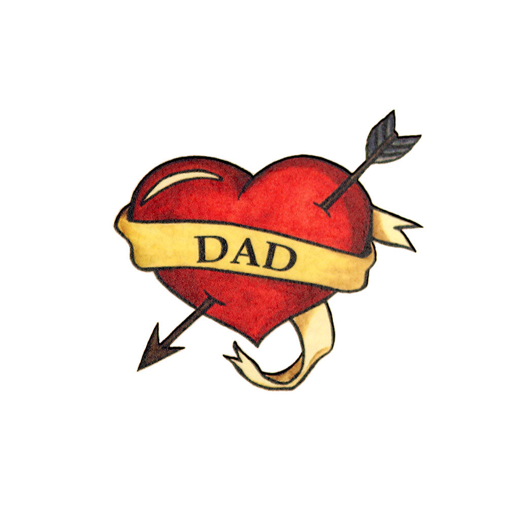 Dad Heart (3-Pack)