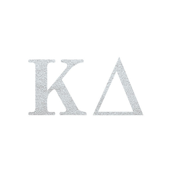 Kappa Delta Letters (10 Pack)