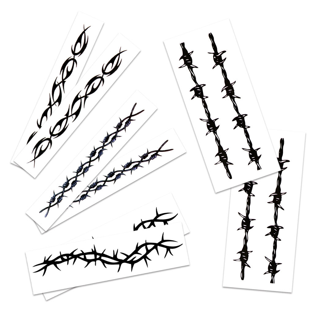 Barbed Wire Variety Pack (8-Pack)