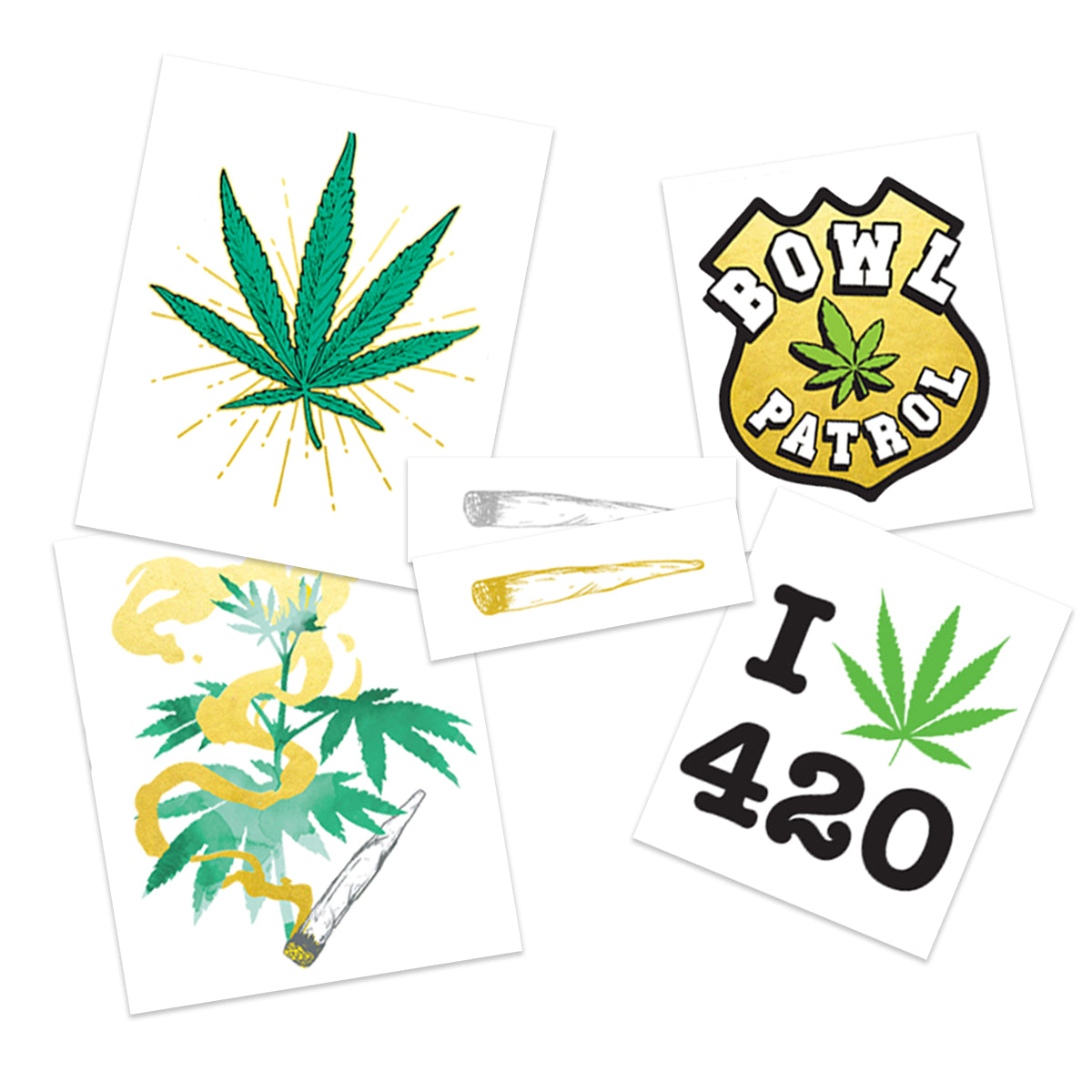 420 Pack (5-Pack)