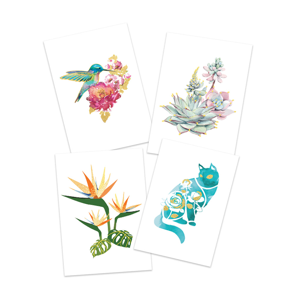 Botanical Pack (4-Pack)