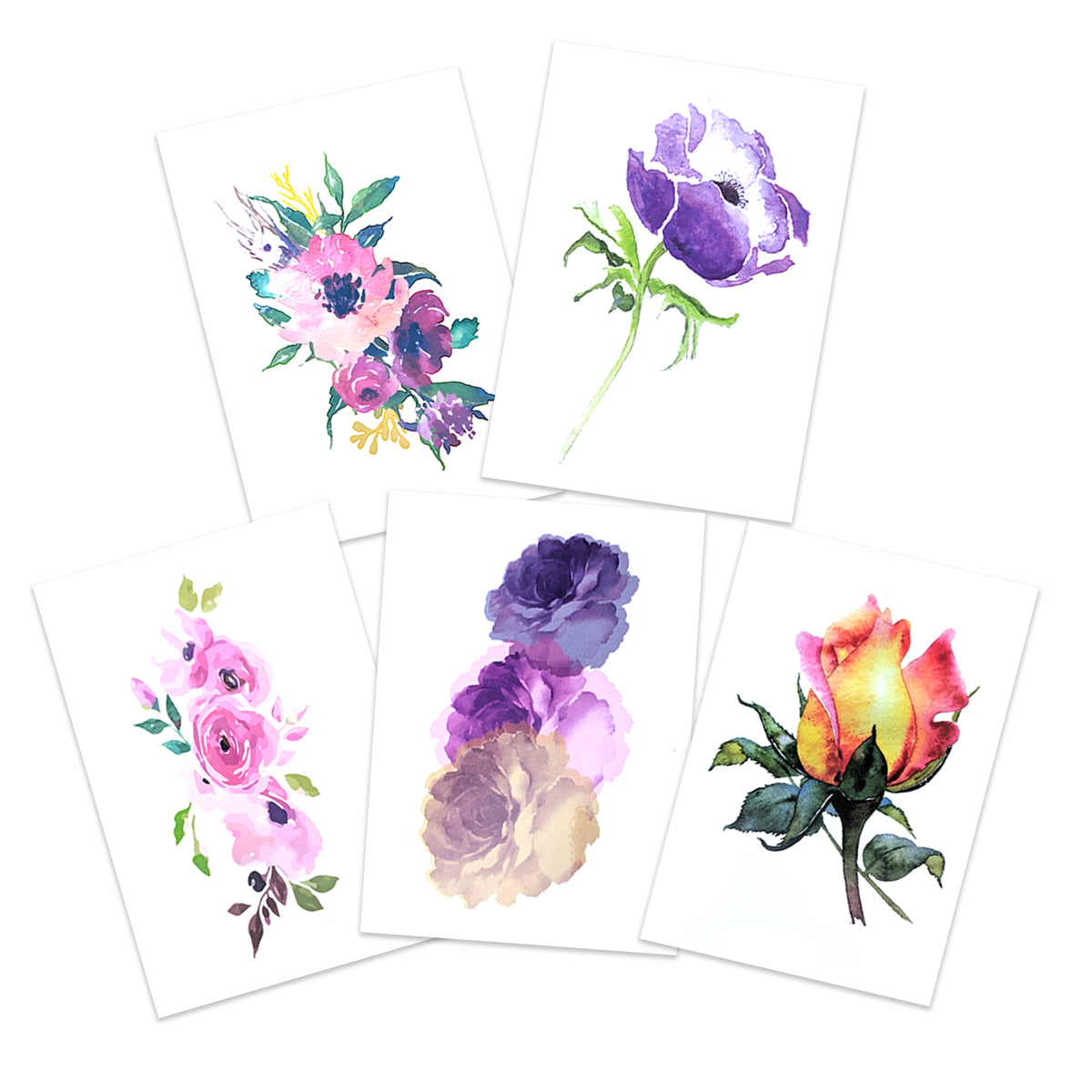 Floral Pack (5-Pack)