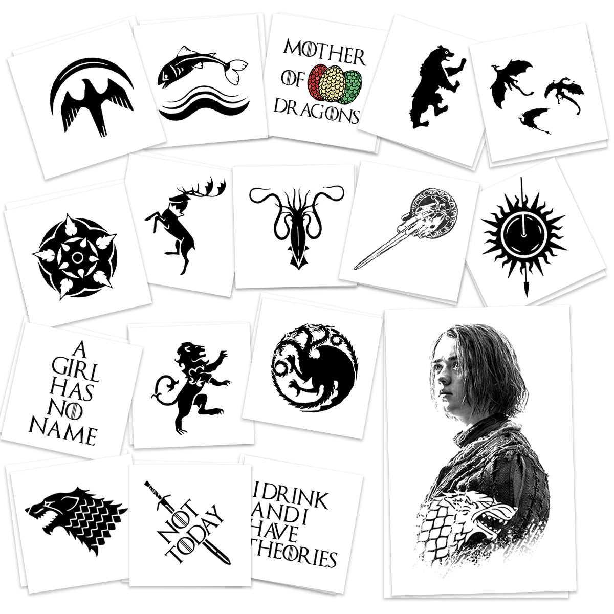 Game of Thrones (32-Pack)