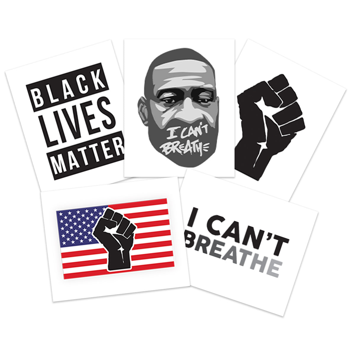 Black Lives Matter Pack (15-Pack)