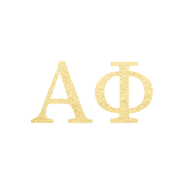 Alpha Phi Letters (10 Pack)