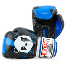 Load image into Gallery viewer, Black Panda Boxing Gloves