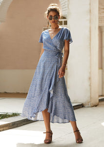 women-v-neck-floral-ditsy-maxi-dress-wrap-ruffled