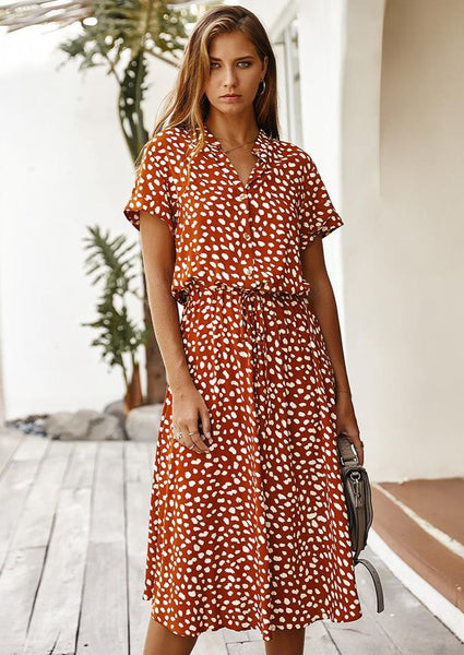 wine-floral-animal-print-midi-dress-outfit