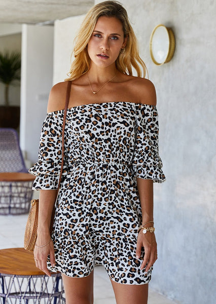 women-leopard-print-mini-dress-casual-summer-outfit
