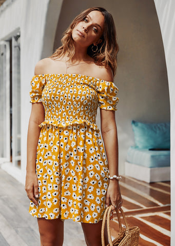 women-off-the-shoulder-floral-playsuits-summer